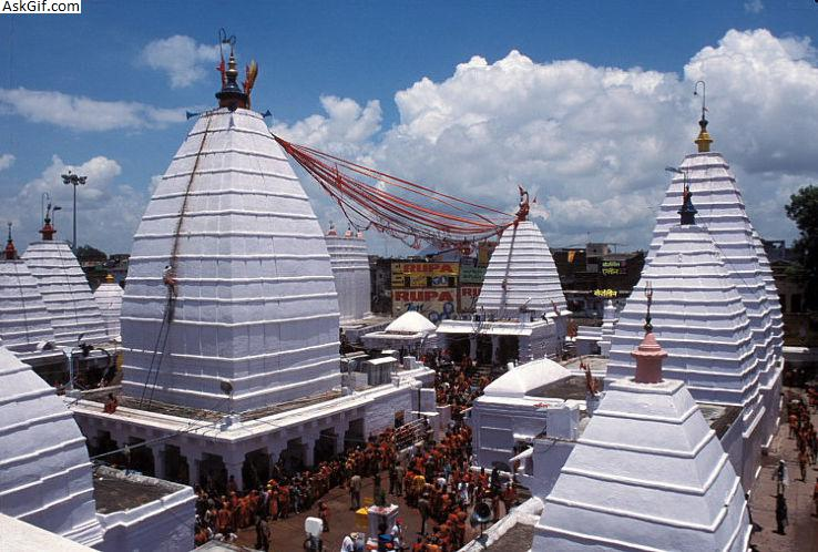 3. Baidyanath Temple (Deohalia, Ramgarh)