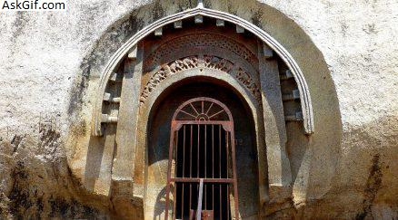 2. Barabar Caves