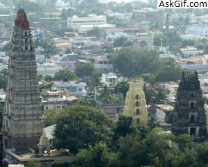 8. Mangalagiri Temple
