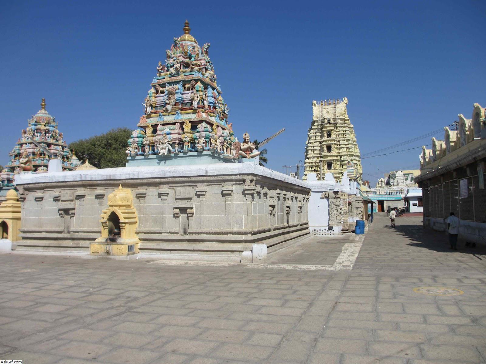 14. Sri Kadiri Laxmi Narasimha Swamy Temple