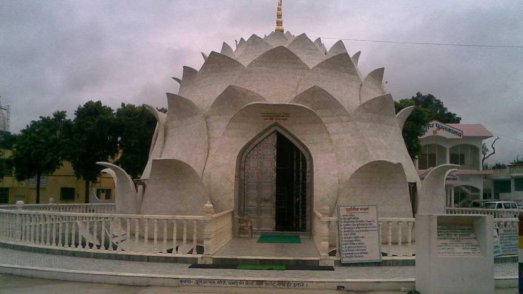 2. Hastinapur Jain Temple