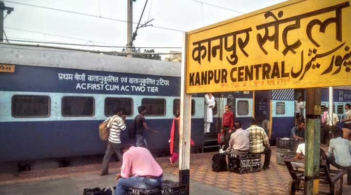 कानपुर (कानपुर नगर) में जाने के लिए शीर्ष स्थान, उत्तर प्रदेश