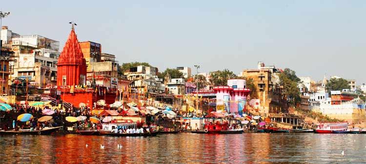 4. Dasaswamedh Ghat