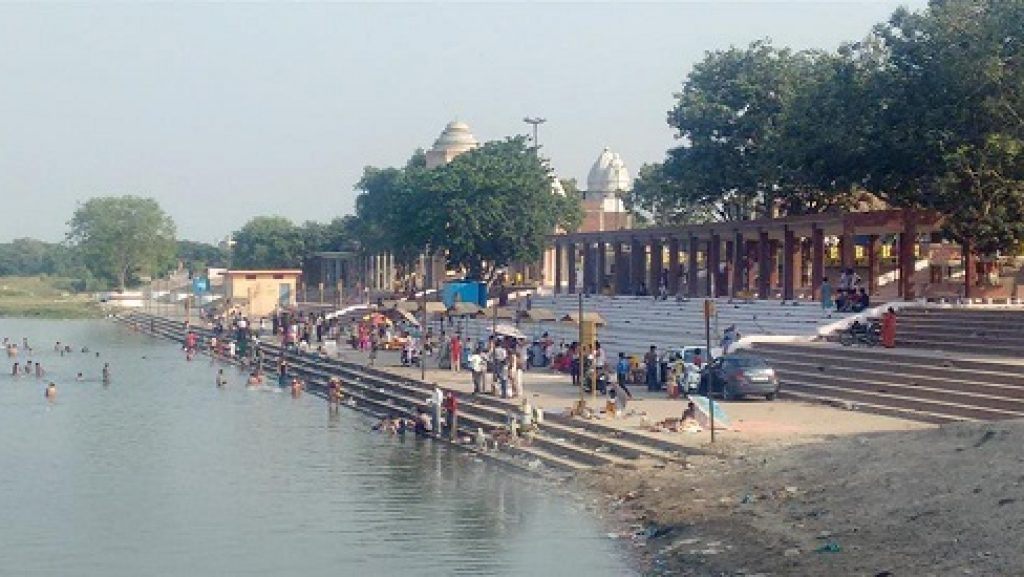 8. Shukartaal Ganges Holy Bath