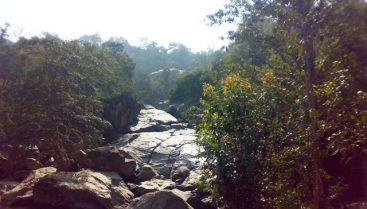 1. Malanjhkudum Waterfall