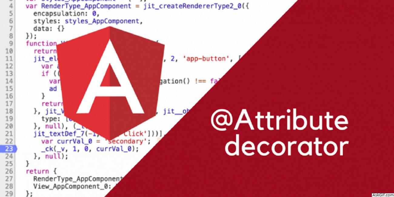 What are Angular TypeScript Decorators in object-oriented front-end applications ?