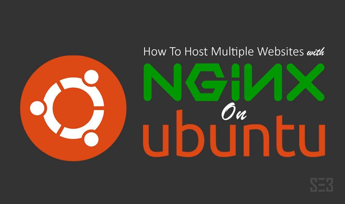 मैं AWS EC2 Ubuntu 16.04 मशीन पर Nginx कैसे स्थापित कर सकता हूं और एकाधिक वेबसाइट होस्ट करता हूं।