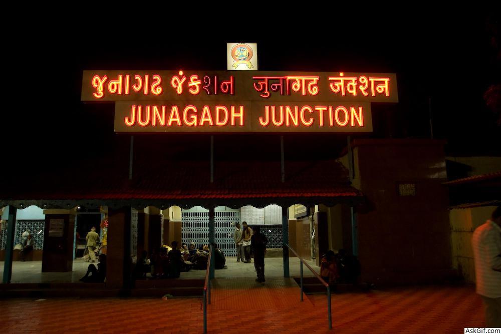जूनागढ़ में देखने के लिए शीर्ष स्थान, गुजरात