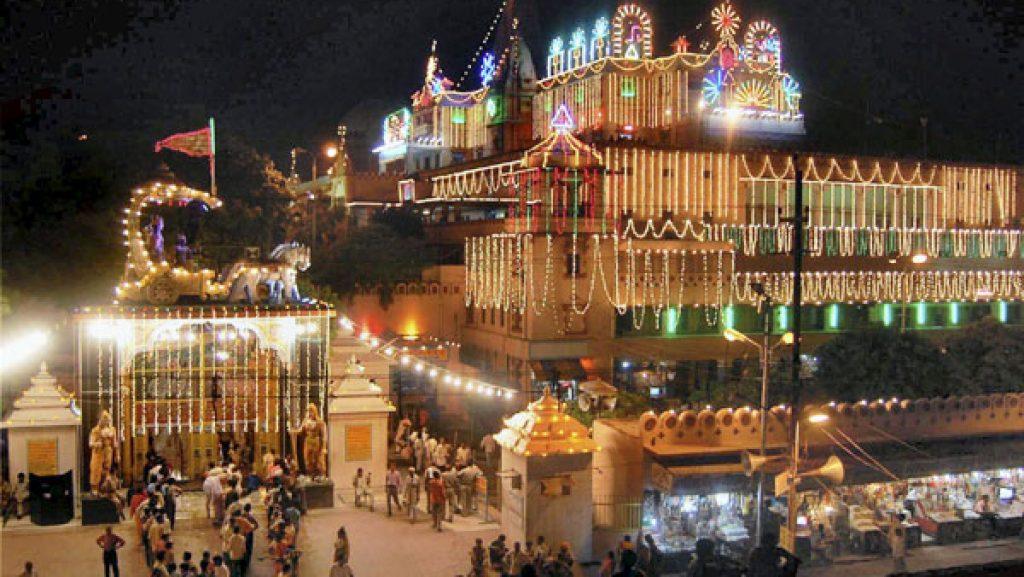 7. Shri Krishna Janambhumi