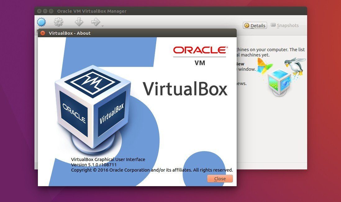 How to install VirtualBox in Ubuntu 16.04 using command line?