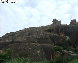 6. Kondaveedu Fort