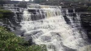 4. RajDari Waterfall