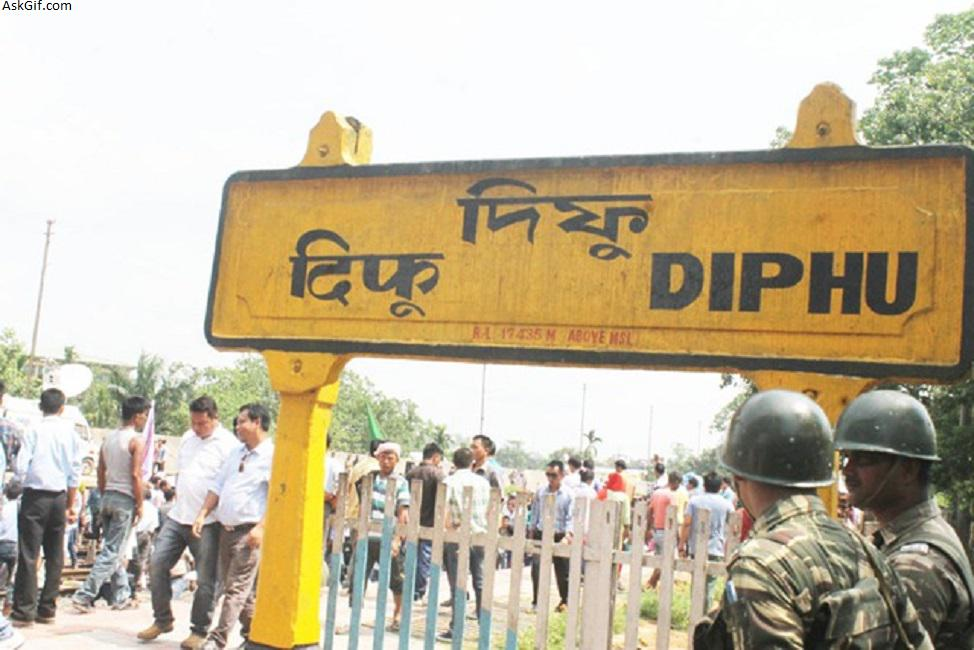 कार्बी आंगलोंग, दीफू में देखने के लिए शीर्ष स्थान, असम