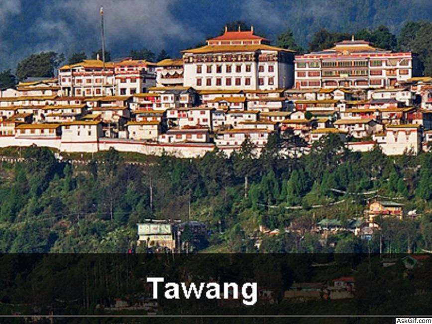 तवांग, तवांग टाउन में घूमने के लिए शीर्ष स्थान, अरुणाचल प्रदेश