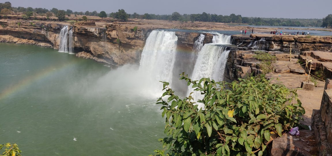 1. Chitrakot Waterfall
