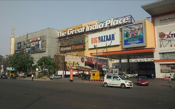 2. The Great India Place