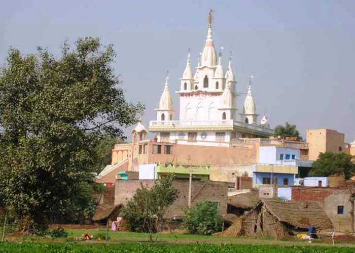 2. Durvasa Rishi Ashram