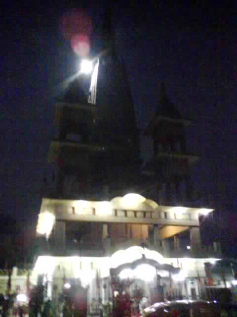 4. Augarnath Temple