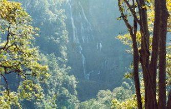 7. Danpuri Waterfall
