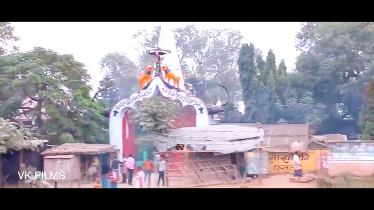 1. Temple of Katyayani Devi (Kathari Devi)