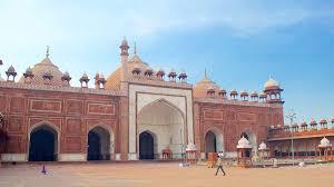 6. Jama Mosque