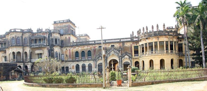 3. Qila Mahmudabad