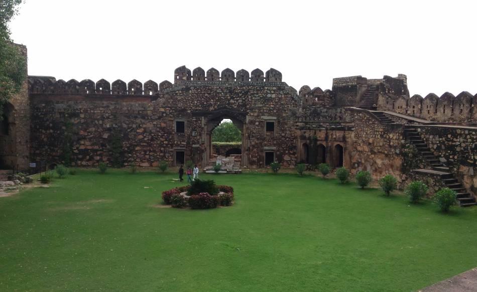 1. Jhansi Fort