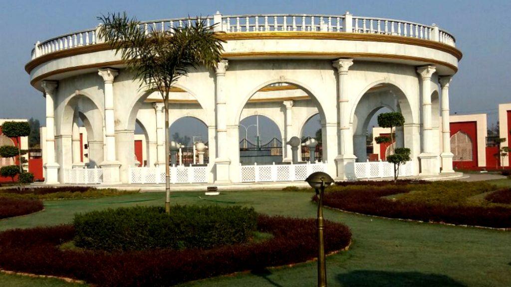 2. Gandhi Samadhi Rampur