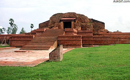 2. Ruins of Vikramshila