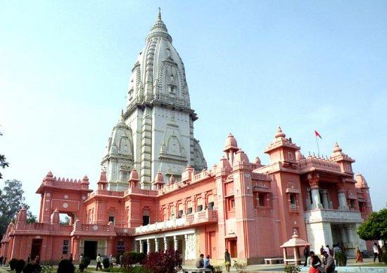 2. New Vishwanath Temple