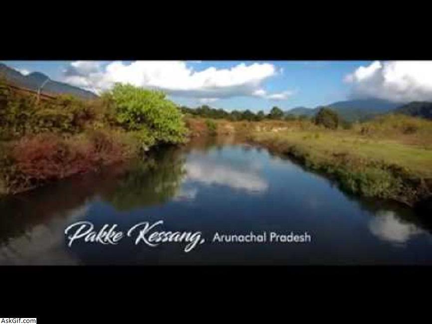 पक्के केसांग, लेमी में देखने के लिए शीर्ष स्थान, अरुणाचल प्रदेश