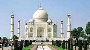 1. Taj Mahal