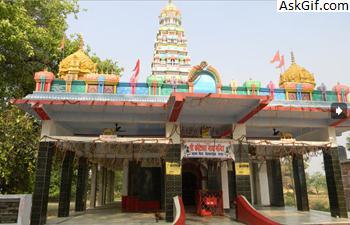 6. Baba Koteshwarnath Temple