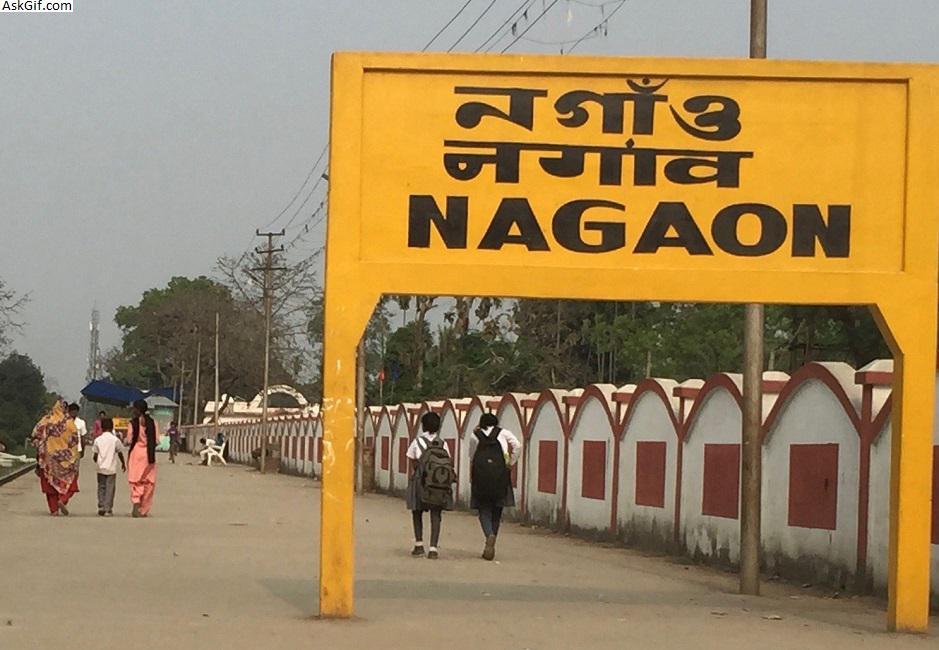 नागांव में देखने के लिए शीर्ष स्थान, असम