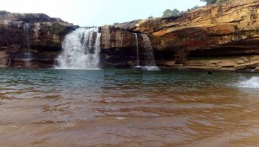 2. Gaurghat Waterfall