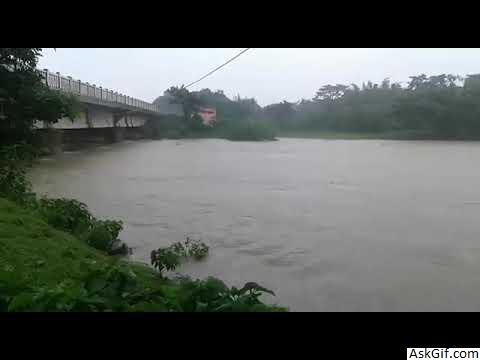 1. Mahananda River