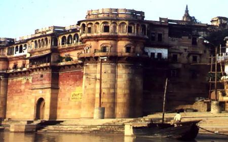 1. Allahabad Fort