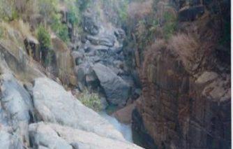 6. Rani Dah waterfall