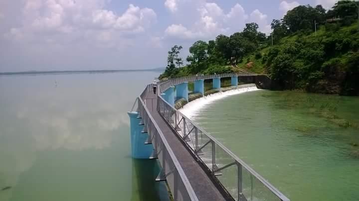 2. Kutaghat Dam