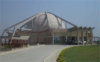 9. Veer Bahadur Singh Planetarium