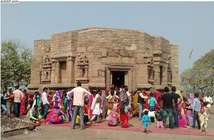 1. Temple of Mata Mundeshwari (Bhagwanpur)