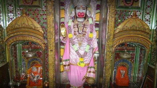1. Hanumaan Temple