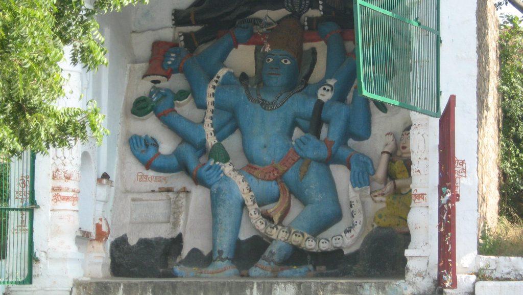 3. Shiv Tandav Temple of Mahoba