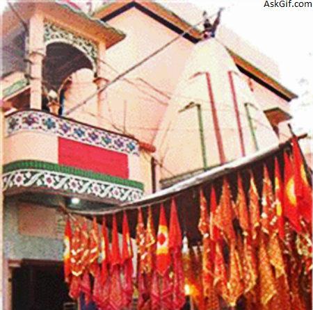 4. Aranya Devi Temple
