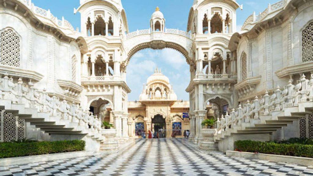 3. Iskcon Temple Vrindavan