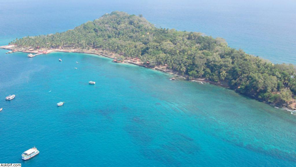 3. Netaji Subhash Chandra Bose Island