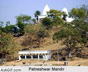 6. Patneswar Mandir