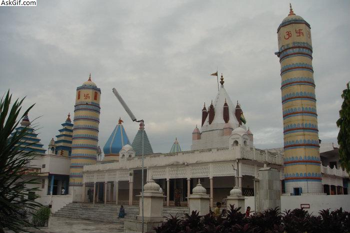 3. Shri Champapur Digamber Jain Temple