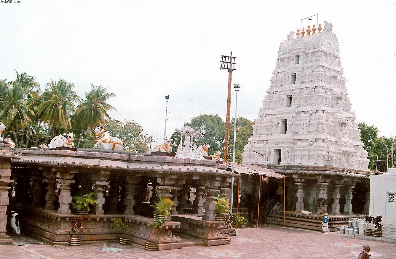 1. Srisalam Temple