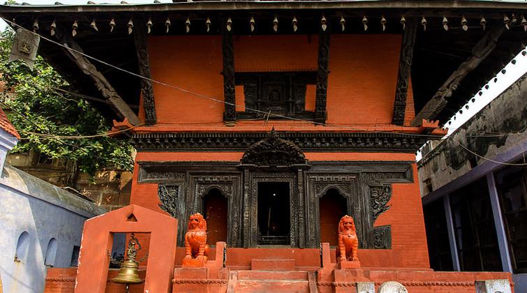 3. Kathwala Temple